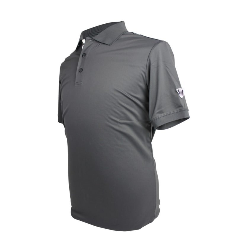 Adidas Mens Pique Tipped Polo
