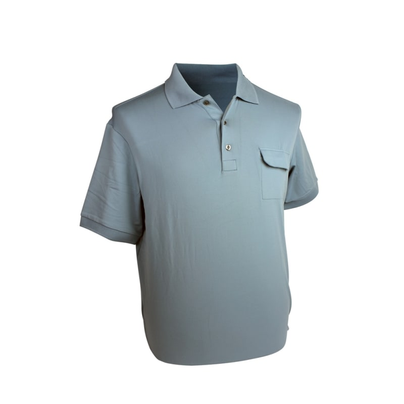 Adidas Mens AdiPure Box Pleat Polo