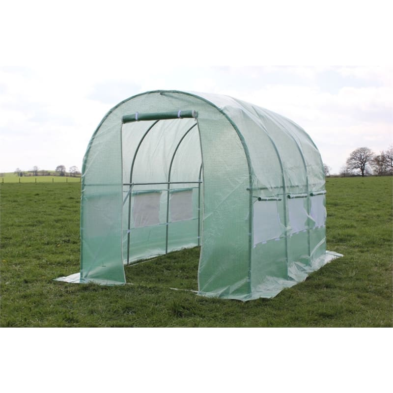 Palm Springs 2m x 3m Polytunnel Greenhouse