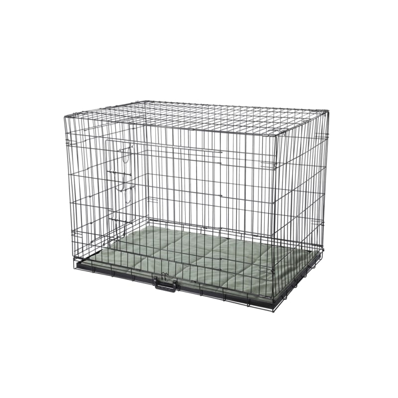 EX-DEMO Confidence Pet Dog Crate with Bed - X Large