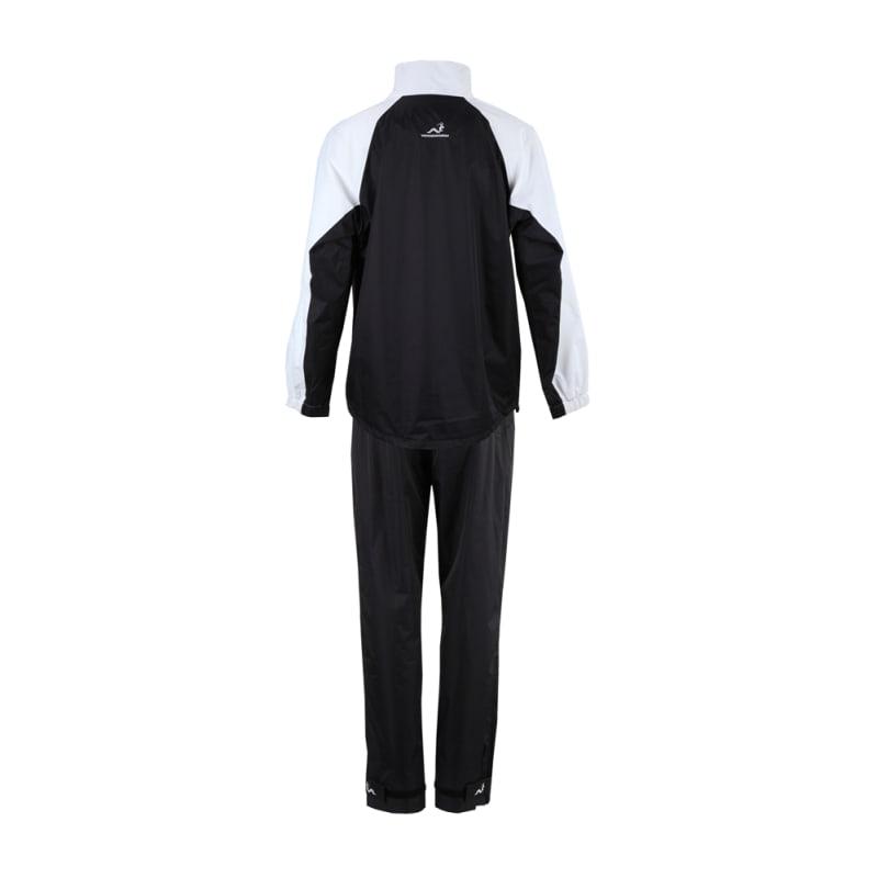 Woodworm Golf V2 Mens Waterproof Suit Black  #