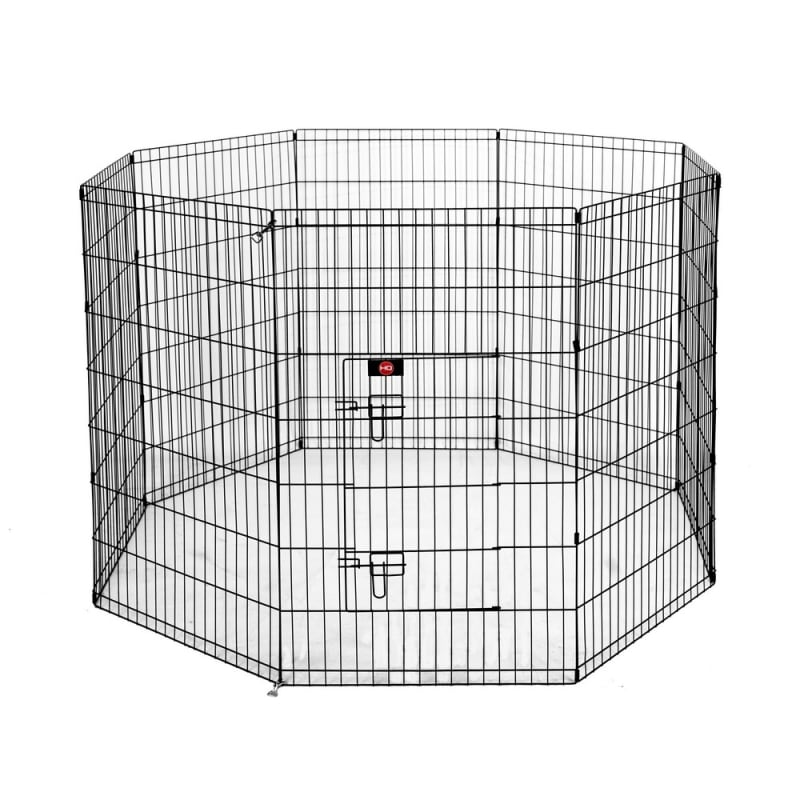 HQ Pet Metal Dog Playpen - 2X Large