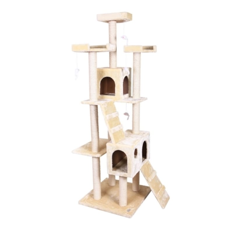Confidence Pet Presidential Cat Tree - Beige