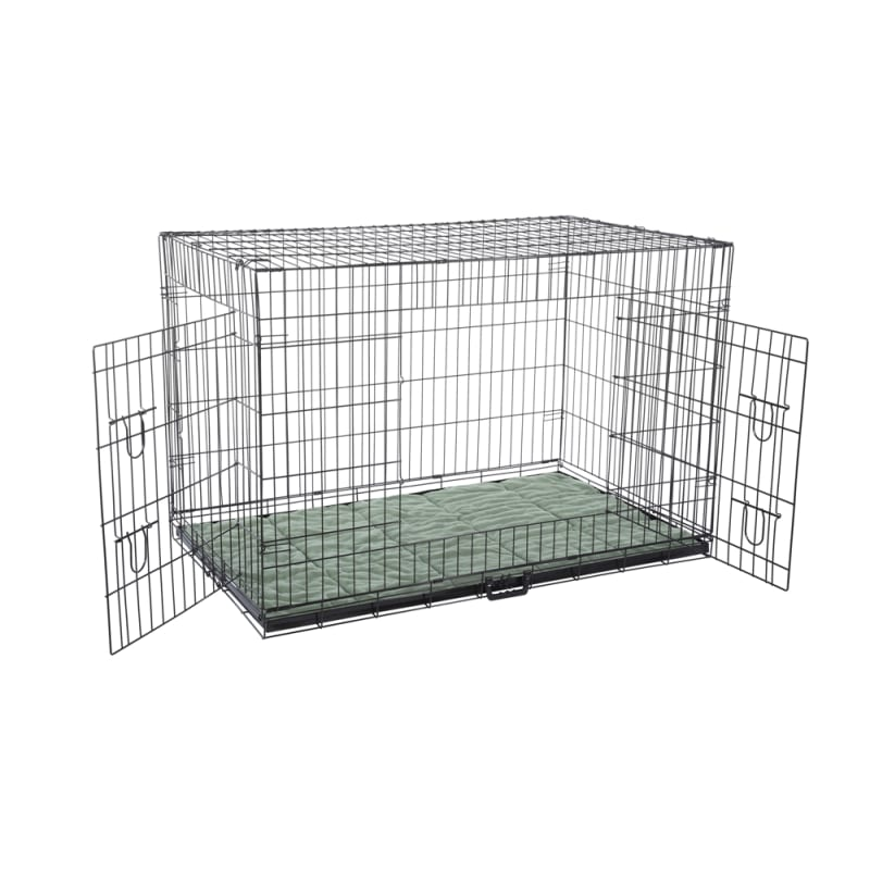 EX-DEMO Confidence Pet Dog Crate with Bed - 2XL