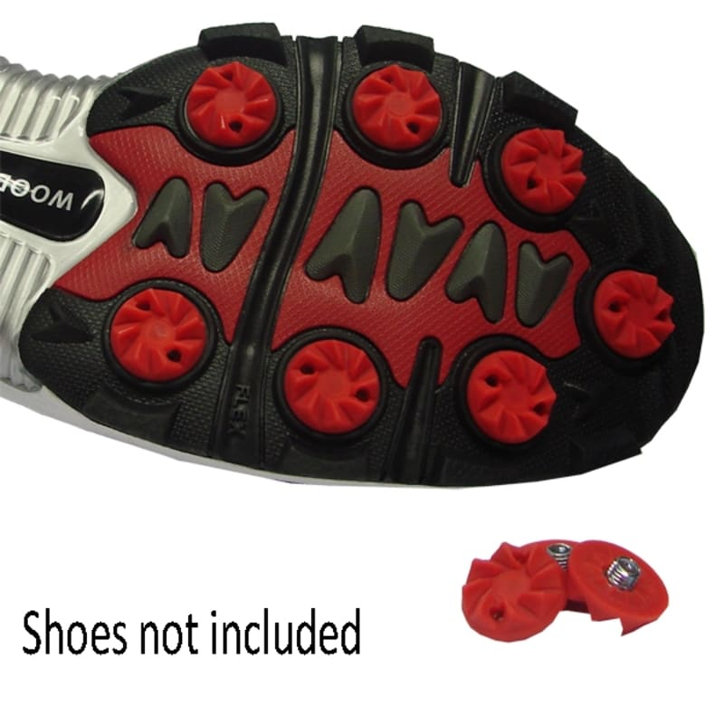 Woodworm Cricket Soft Spikes 14 Pack
