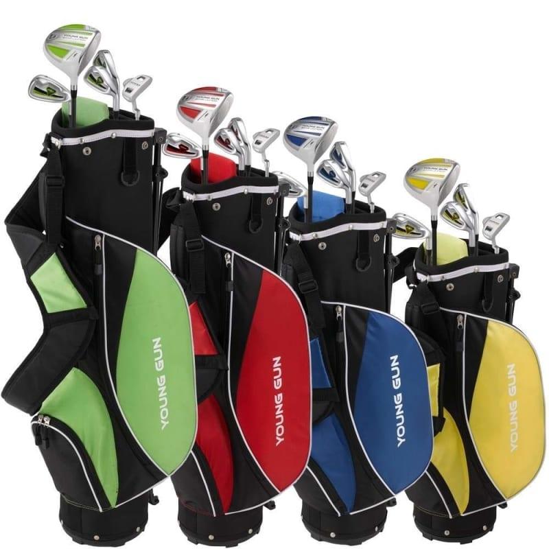 OPEN BOX Young Gun ZAAP Ace Junior Golf Package Set