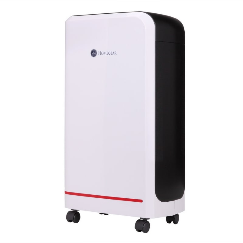 Homegear Portable 10 Litre Dehumidifier