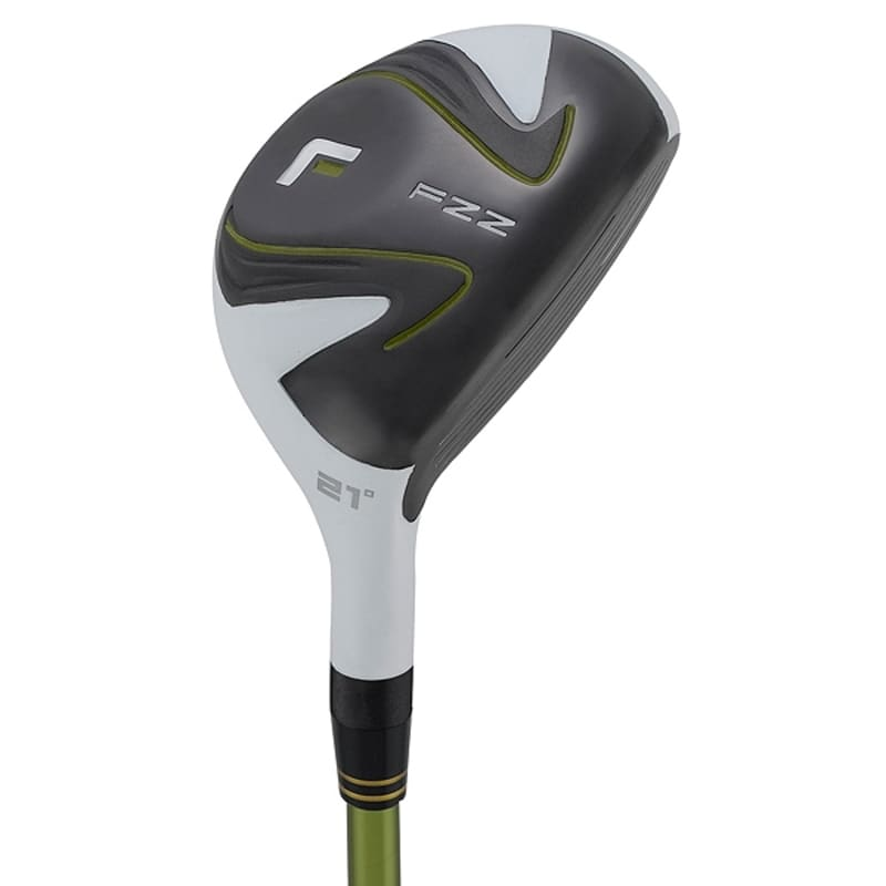OPEN BOX Forgan of St Andrews FZZ 21° Hybrid Rescue Iron Right Hand - Graphite Shaft - Lady Flex #