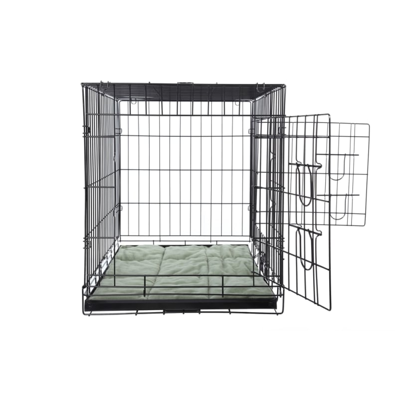 Confidence Pet Dog Crate with Bed - Large #2