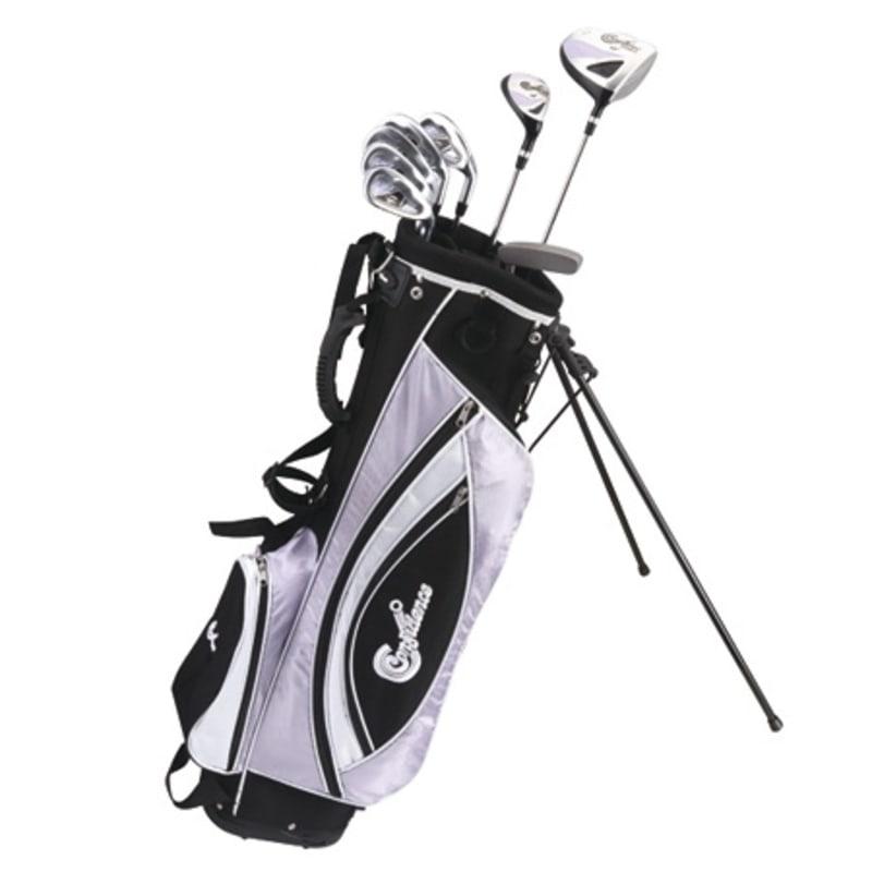 Confidence Golf Lady Power V2 Club Set & Stand Bag