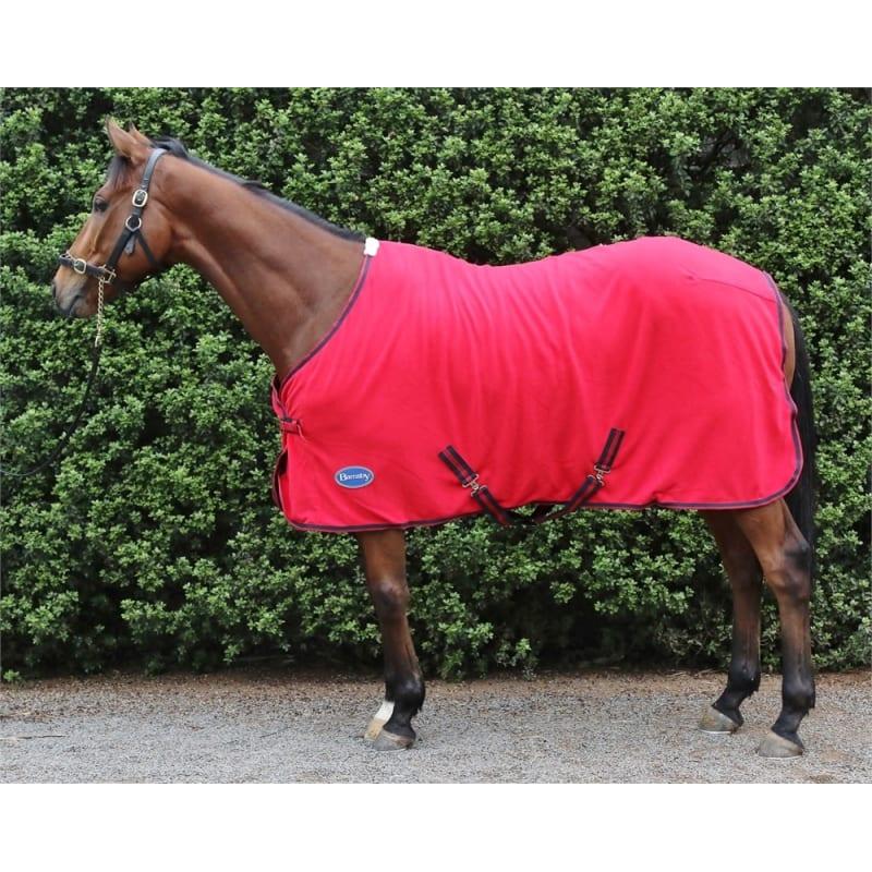 Barnsby Equestrian 270g Fleece Sheet Horse Cooler