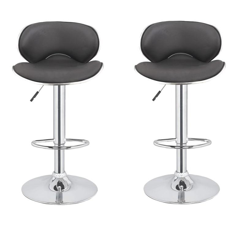 Terrific 2X Homegear M0 Cherner Adjustable Swivel Bar Stool Lamtechconsult Wood Chair Design Ideas Lamtechconsultcom