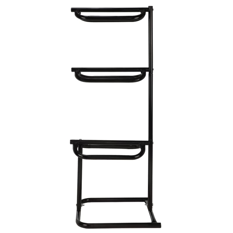 Barnsby Saddlery Deluxe 3-Tier Saddle Storage Display Rack #1