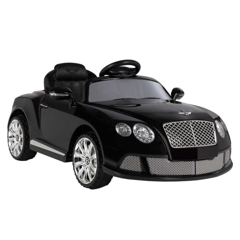 EX-DEMO Bentley Continental GTC by ZAAP Ride-On Car Black