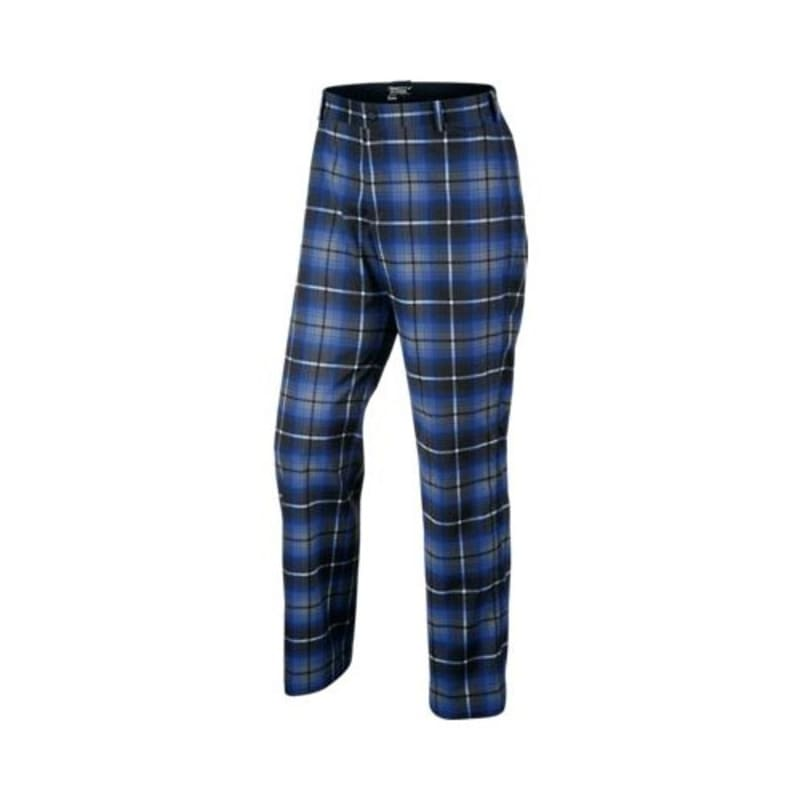 Nike Golf Plaid Trousers