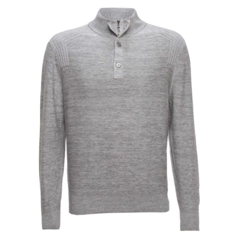 Callaway Viggo Merino Sweater 1/4 zip Grey