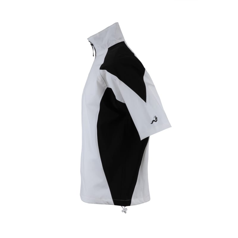 Woodworm Golf V2 Waterproof Half Sleeve Top White #2