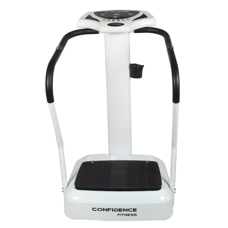 Confidence Pro Vibration Plate Trainer - White #2
