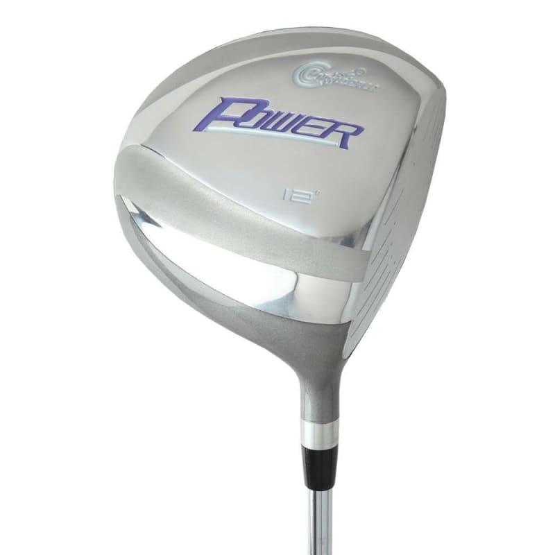 Confidence Golf Lady Power V3 Club Set & Stand Bag #1