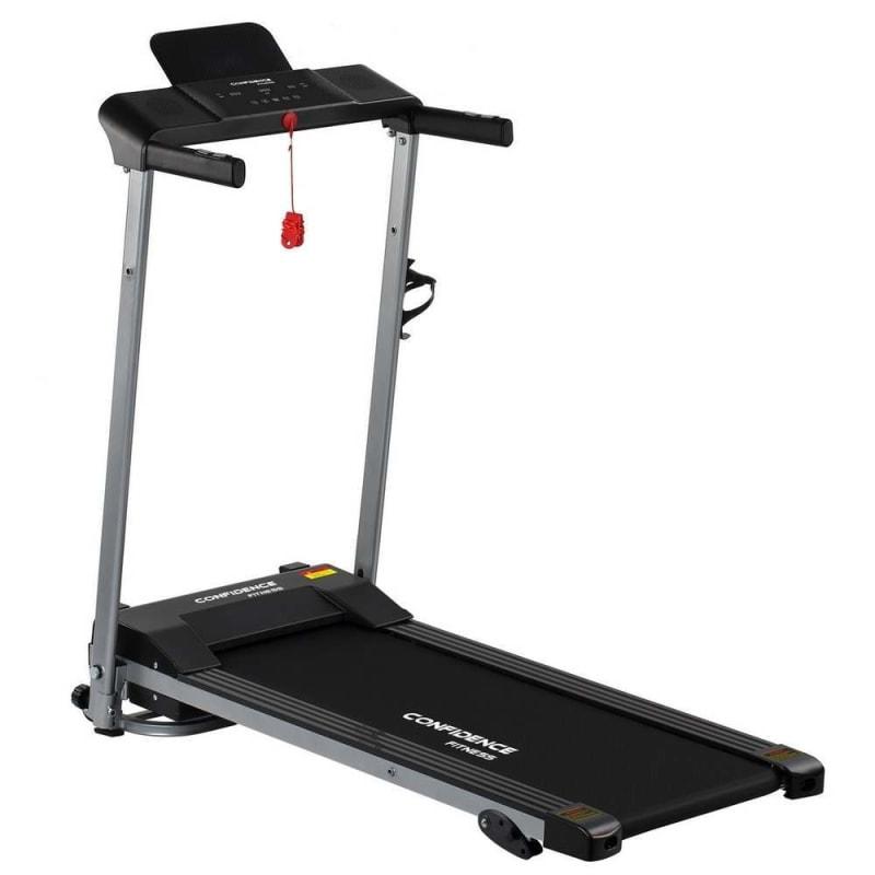 Confidence Fitness Ultra 200 Treadmill Electric Motorised Running Machine