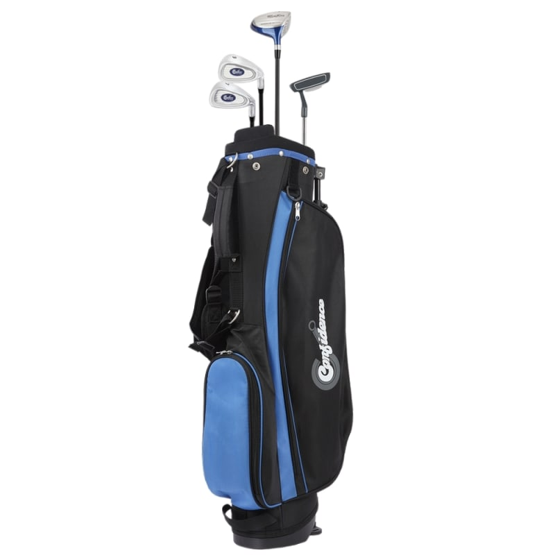 Confidence Golf Junior Tour V2 Golf Club Set - Right Hand #