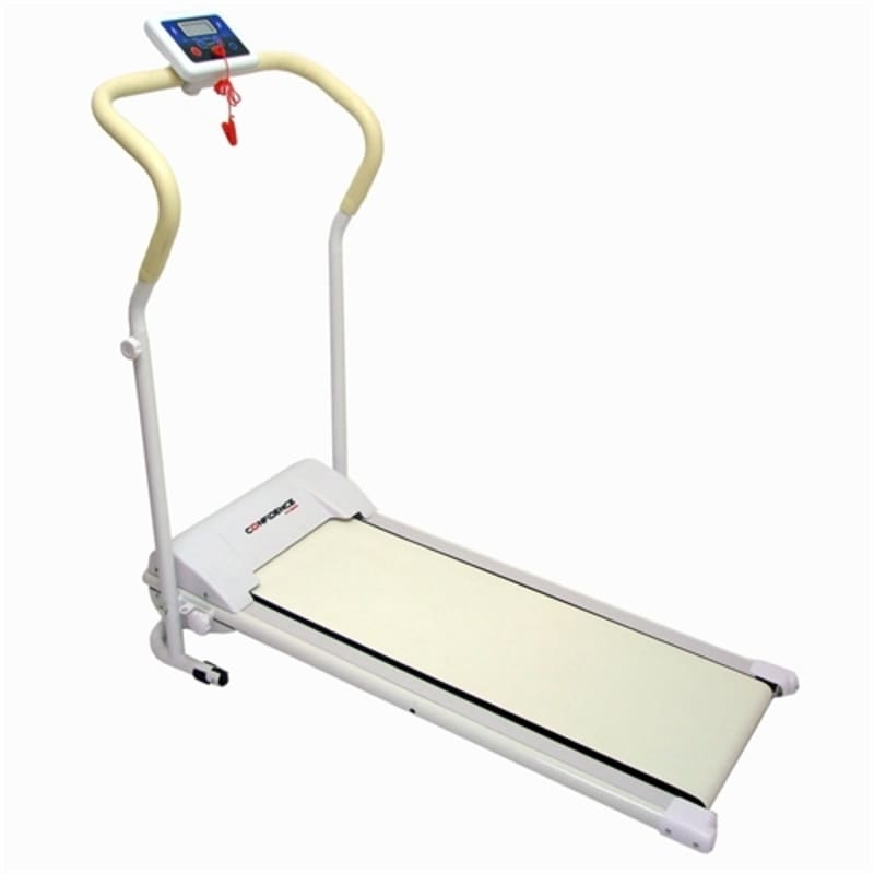 OPEN BOX Confidence Power Plus Treadmill White