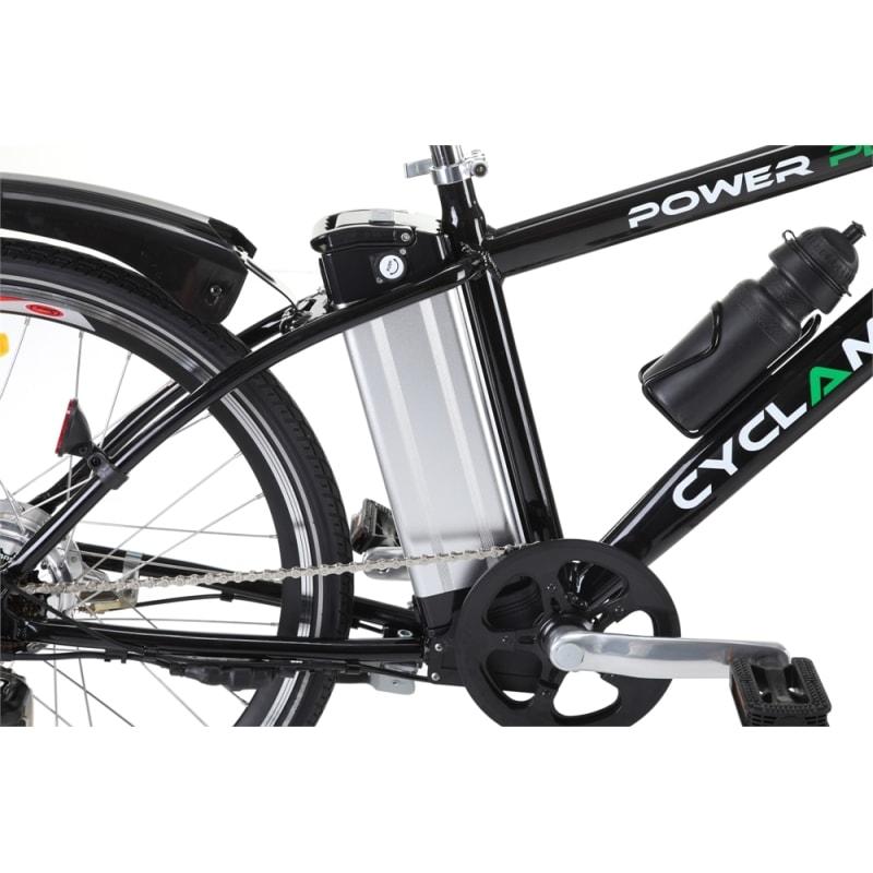 Cyclamatic Power Plus Electric Bike - Black #2