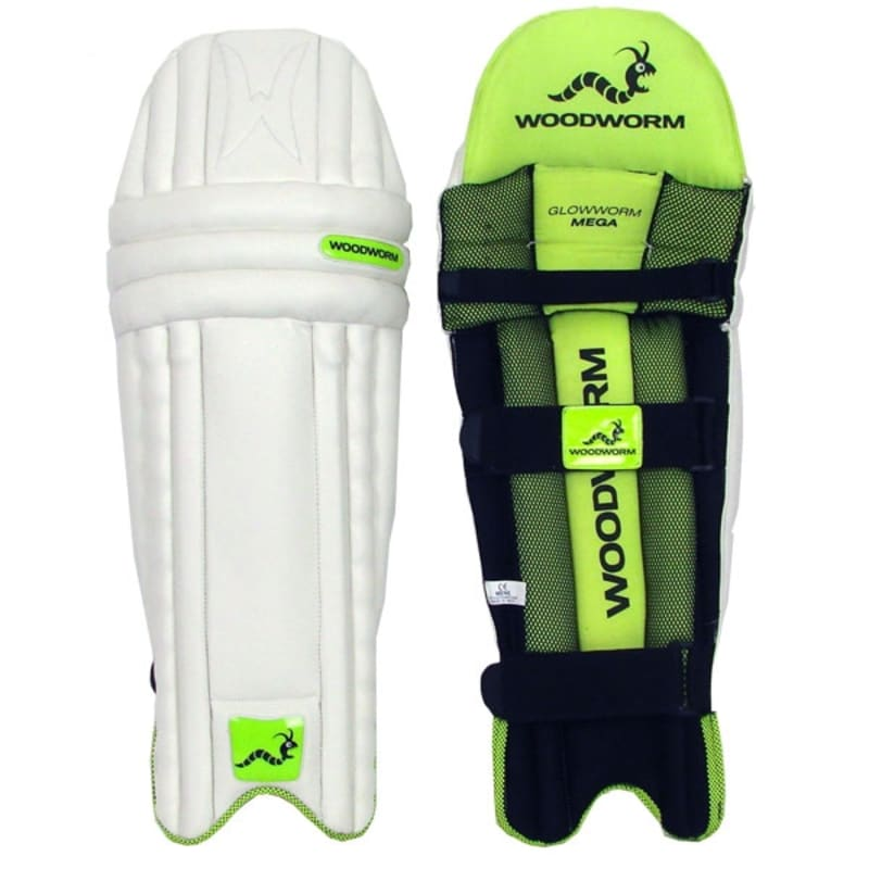 Woodworm Glowworm Mega Mens Batting Pads