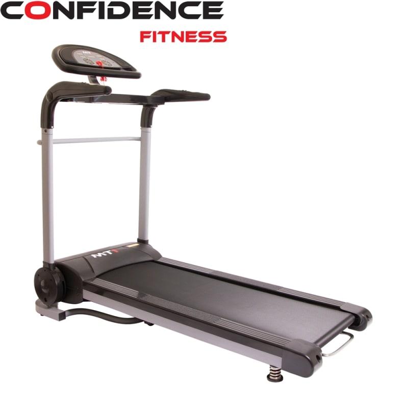 Confidence MTI Heavy Duty Motorized Treadmill