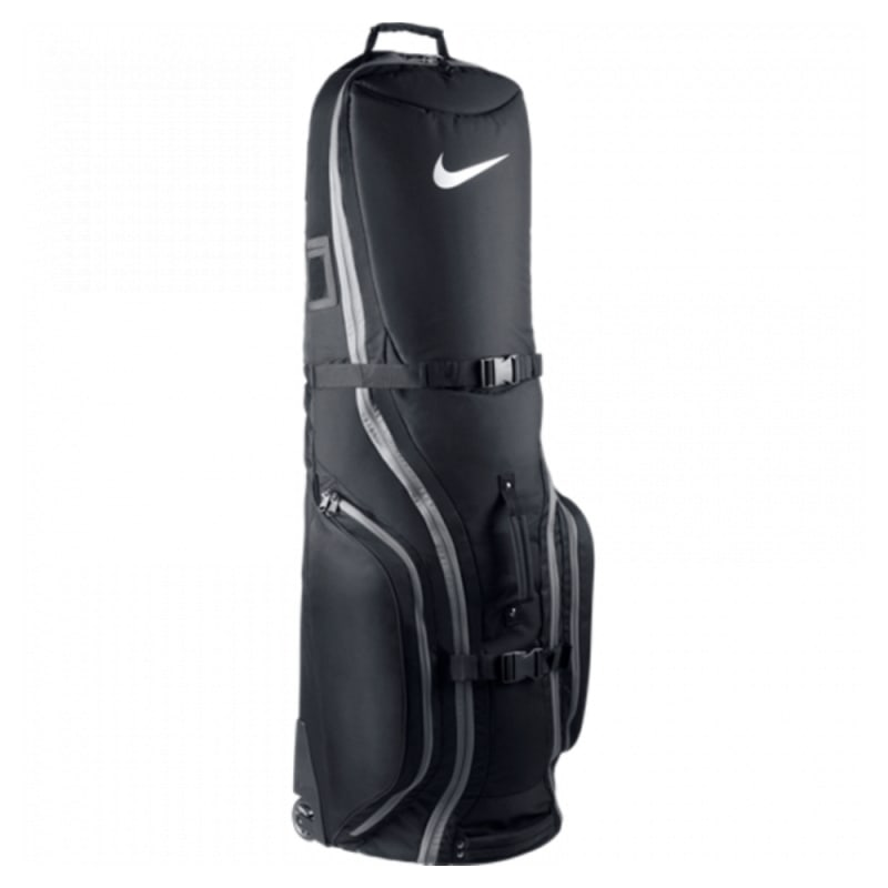 Nike Golf Essential Golf Travel Cover - Black / Silver