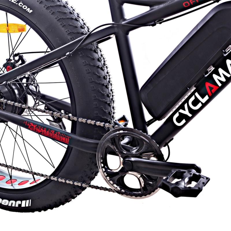 Cyclamatic Fat Tire Electric Mountain Bike / eBike #2