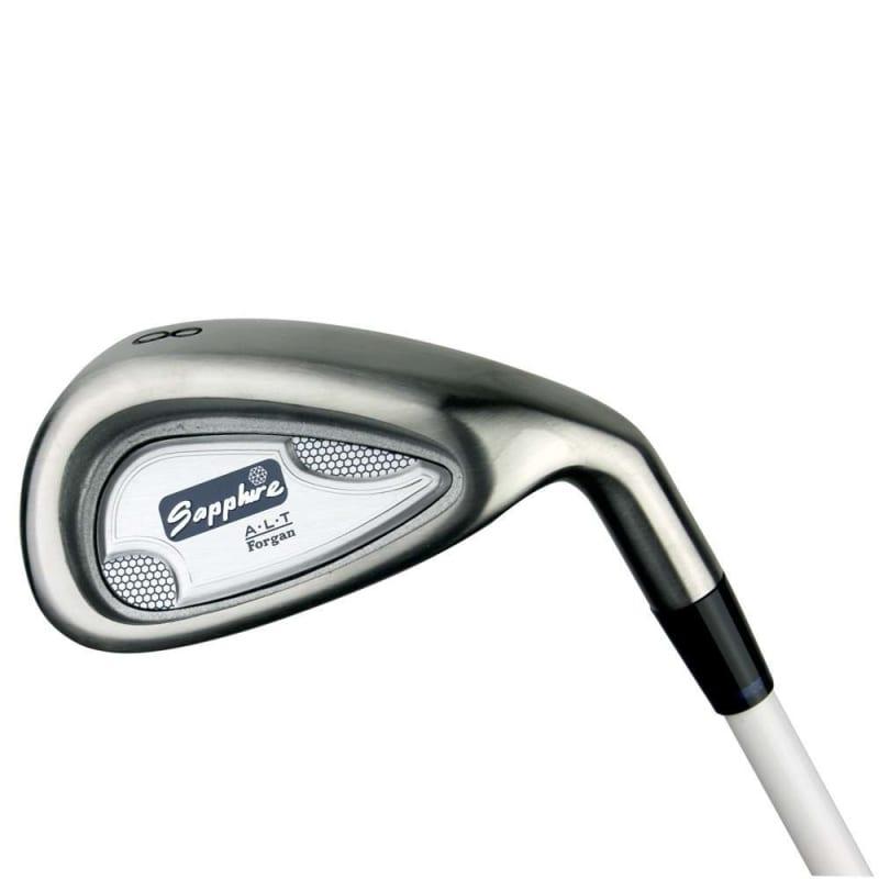 Forgan Ladies Right Hand Sapphire Graphite Shaft Golf Irons