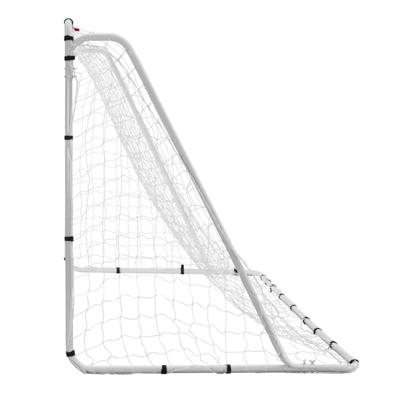 Woodworm 12' x 6' Portable Steel Soccer Goal #3