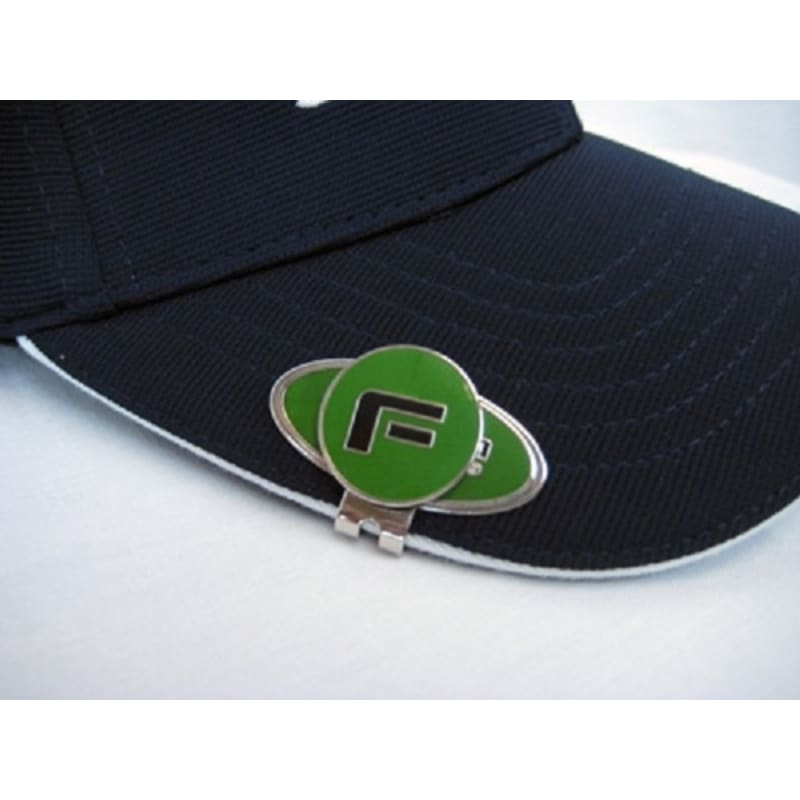 Forgan Hat/Visor Clip-On Magnetic Ball Marker