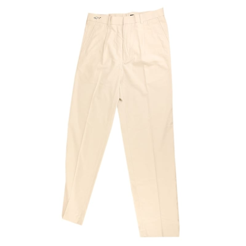 Greg Norman Single Pleat Microfibre Trousers