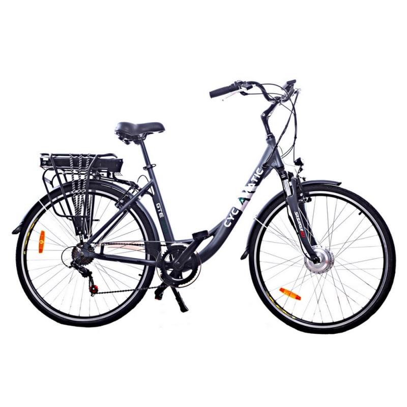 OPEN BOX Cyclamatic GTE Pro Step-Through Alloy eBike / Electric Bike