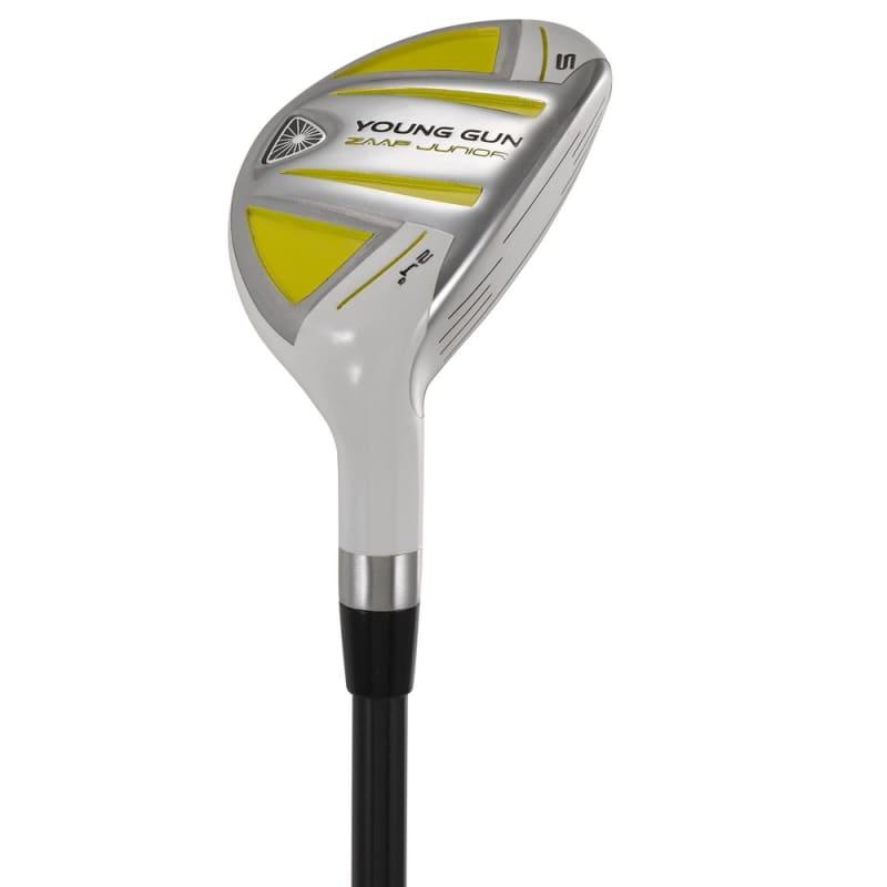 Young Gun ZAAP Junior Kids Golf 24° Hybrid #