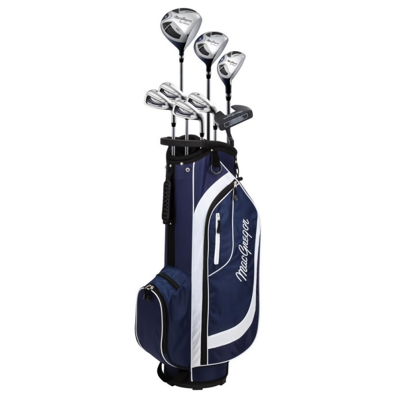 MacGregor Golf CG2000 Petite Ladies Golf Club Package Set with Stainless Steel Irons, ALL GRAPHITE SHAFTS, Lady Flex #
