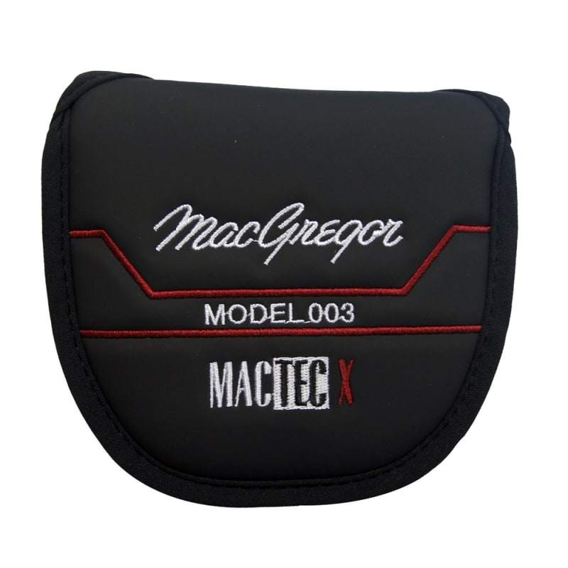 MacGregor Golf MacTec X 003 Wingback Mallet Putter, Mens Right Hand, Headcover #1