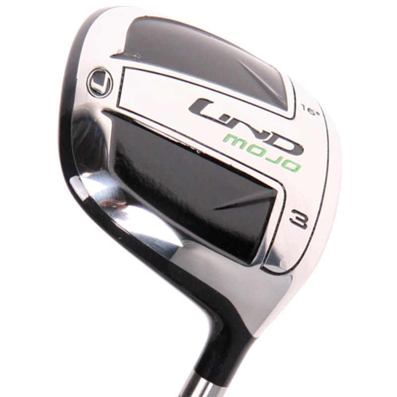 Lind Golf MOJO Square Fairway Wood #