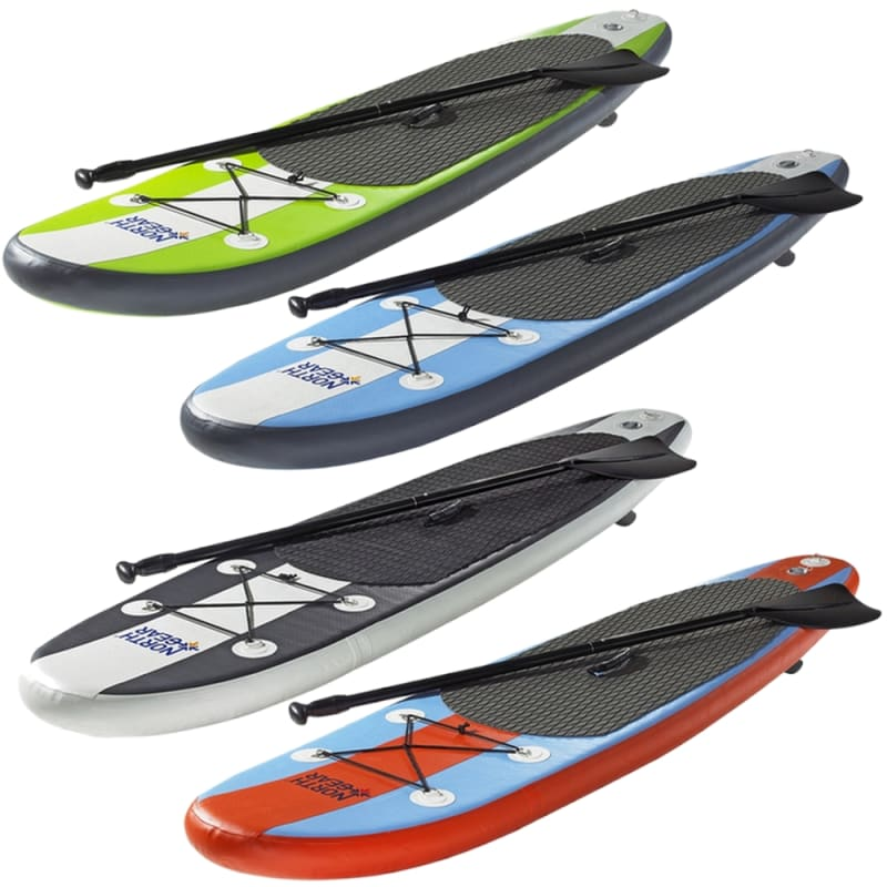 North Gear 10FT Inflatable SUP Stand up Paddle Board