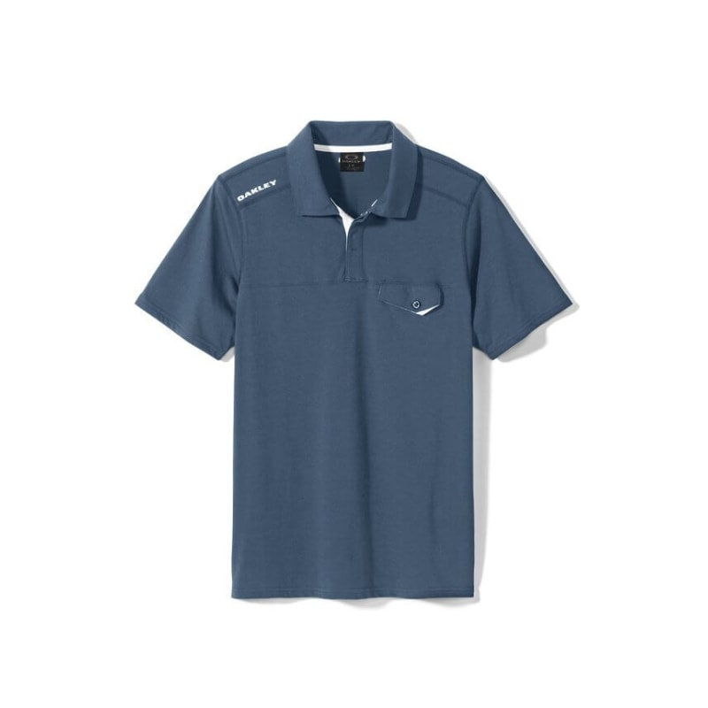 Oakley Ellis Short Sleeve Polo