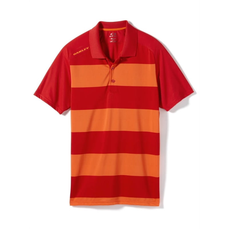 Oakley Short Sleeve Ladder Polo