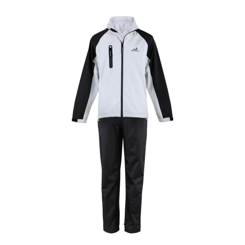 Woodworm Golf V2 Waterproof Suit White