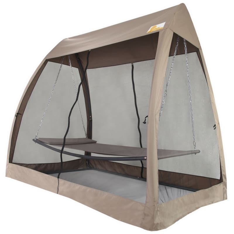 OPEN BOX Palm Springs Garden Swing Hammock with Mesh sides