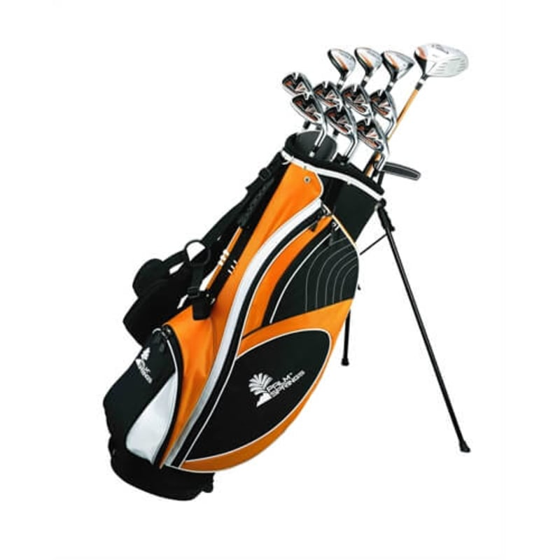 Palm Springs Visa Complete Golf Club LEFTY Set