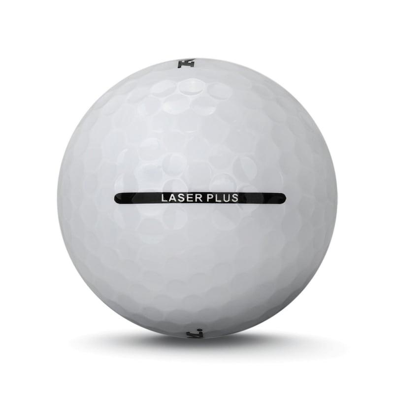 36 Ram Laser Plus Golf Balls - White