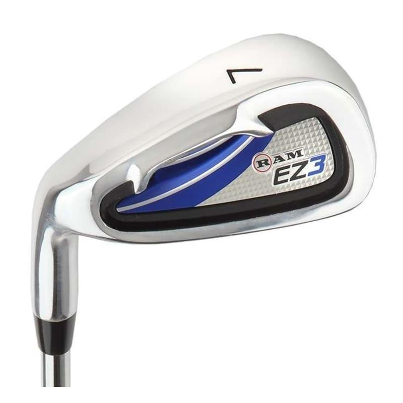 Ram Golf EZ3 Mens Left Hand Iron Set 5-6-7-8-9-PW - FREE HYBRID INCLUDED #3