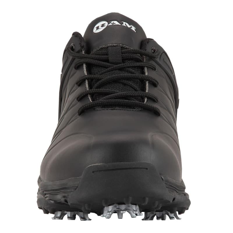Ram Golf FX Tour Mens Waterproof Golf Shoes - Black #2