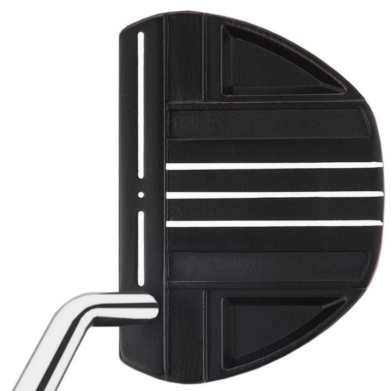 Ram Golf Laser Black Milled Face Mallet Putter #1